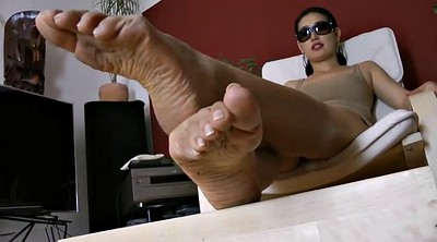 Asian mature, Foot sole