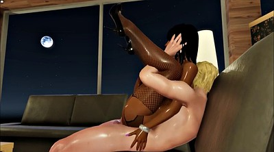 Game, Futanari, Futanary, Anal porn, Porn game, Teen interracial