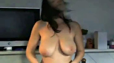 Showing pussy, Milf cam