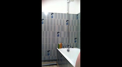 Voyeur shower, Hidden shower, Hidden cam shower