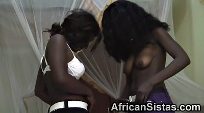 Kiss, Megan, Ebony tease