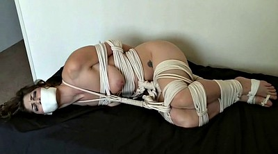 Tied up, Rope, Foot gagging, Jane, Roped, Tied gagged