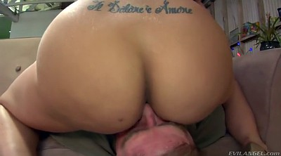 Facesitting, Facesit, Mom ass, Pussy eating, Mom handjob, Milf ass