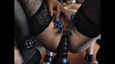 Huge dildo, Dildo riding, Huge anal dildo