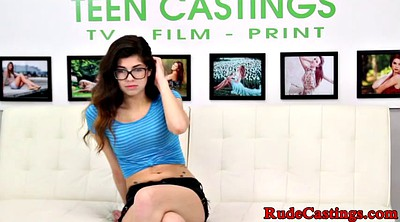 Casting, Hard fuck, Hairy casting