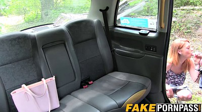 Fake taxi, Slutty, Cab