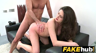 Orgasm, Fake, Fake agent, Casting couch