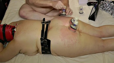 Torture, Whipped, Mature ass
