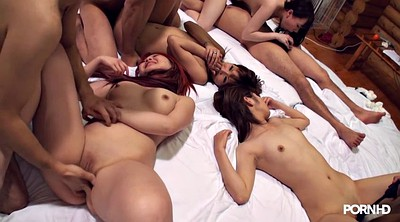 Asian orgy, Japanese orgy, Japanese horny, Japanese shaved, Asian group sex