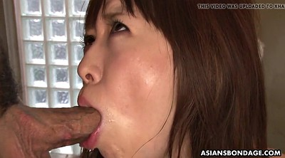 Squirting, Tied up, Asian squirt, Asian threesome, Bondage asian