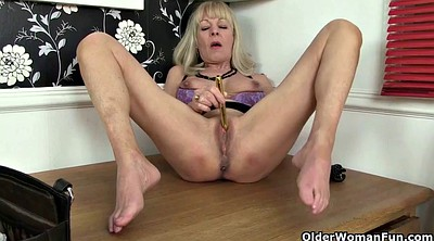British, British milf, British mom