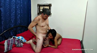 Dad, Asian young, Asian daddy, Young boy, Gay feet, Young asian