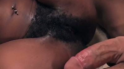 White, Old and young girl, Hairy creampie