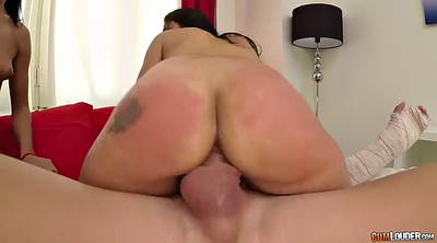 Blindfold, Spanish, Spanked and fucked, Broken, Apolonia