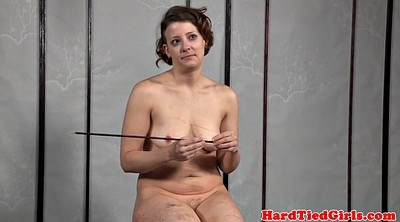 Caning, Tied, Caned