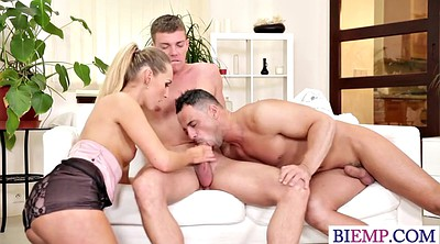 Threesome wife, Bisexual cuckold