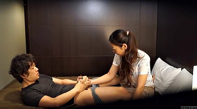 Office, Japanese massage, Japanese office, Cfnm, Japanese hd, Japanese massage handjob