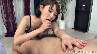Asian, Sucking cock
