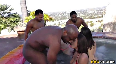 Blacked, Chanel preston, Black gangbang, Keisha grey, Preston