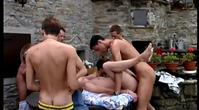 Boy, Group sex, Bj, Wild, Group sex party, Party anal