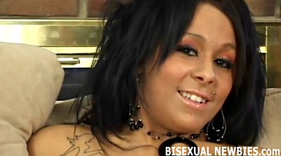 Bisexual, First time anal