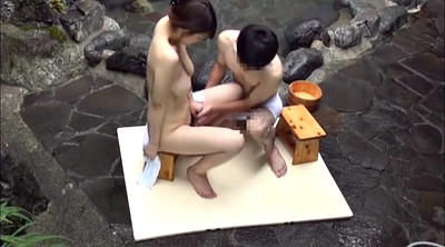 Sauna, Japanese small, Japanese teens, Creampied, Siblings, Spa