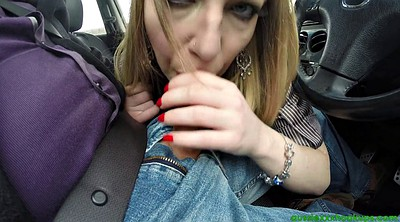 Thick, In the car