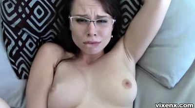 Seduce, Real orgasm, Pov facial, Convinced