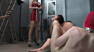 Mistress t, Licking feet, Licking