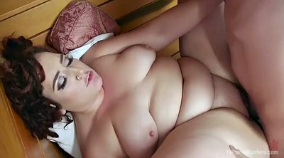 Shemale bbw, Sauna, Morgan