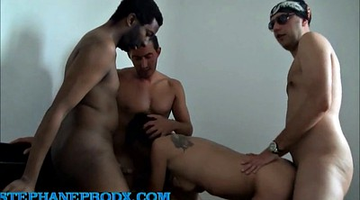 Arab, Arabic, French gangbang, Arab gangbang