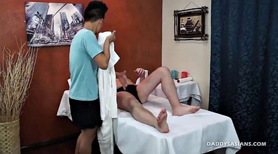 Dad, Gay massage, Couple