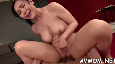 Japanese mom, Hot mom, Horny mom