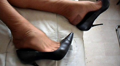Nylon feet, Shoes, Shoe, Feet nylon, Office foot