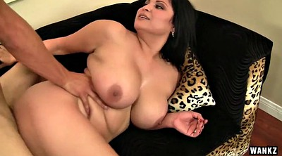 Step mom, Step, Busty mom, Mom solo