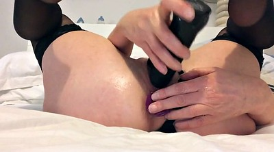 Anal plug, Rabbit, Plug, Butt plug, Amateur squirt