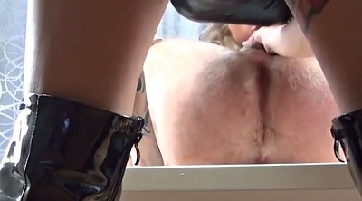 Sloppy deepthroat, Rimjob, Sloppy deep throat, Sloppy throat, Sloppy rimjob, Milf rimjob