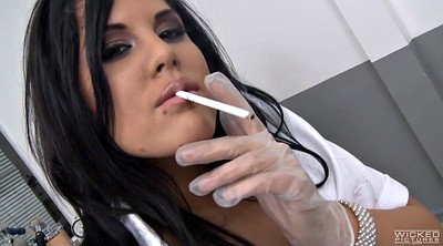 Glove, Gloves, Cigarette, Strips, Solo tease, Madison