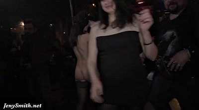 Music, Jeny smith, Bar, Public naked, Music dance