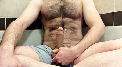 Dad, Gay dad, Hairy masturbation