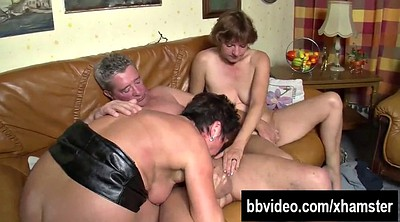 Mom threesome
