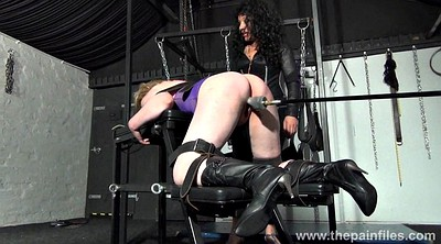 Leather, Dominate, Strange, Lesbian domination