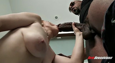 Penny pax, Monster tits, Monster of cock, Chubby interracial