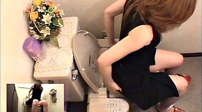 Toilet, Hidden, Toilet masturbation, Japanese toilet, Hidden masturbation, Hidden cam sex