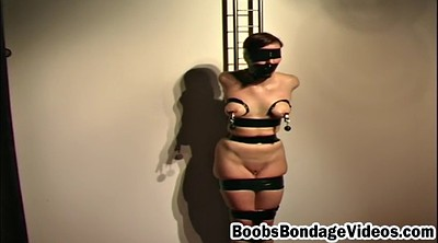 Whip, Tits whipping, Blindfolded