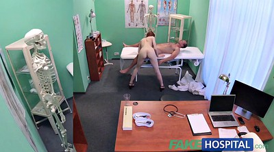 Czech doctor, Licking pussy