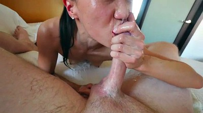 Sloppy blowjob