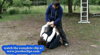 Tied up, Tied anal, Girl com, Tied up anal fuck, Tied up anal, Anal outdoor