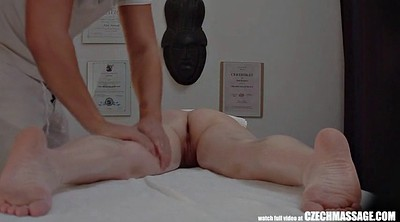 Czech massage, Young girl