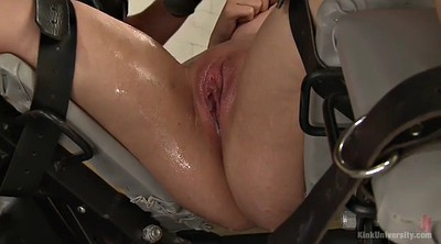 Hairy mature, Tied up, Tied orgasm, Mature bdsm, Latex bdsm